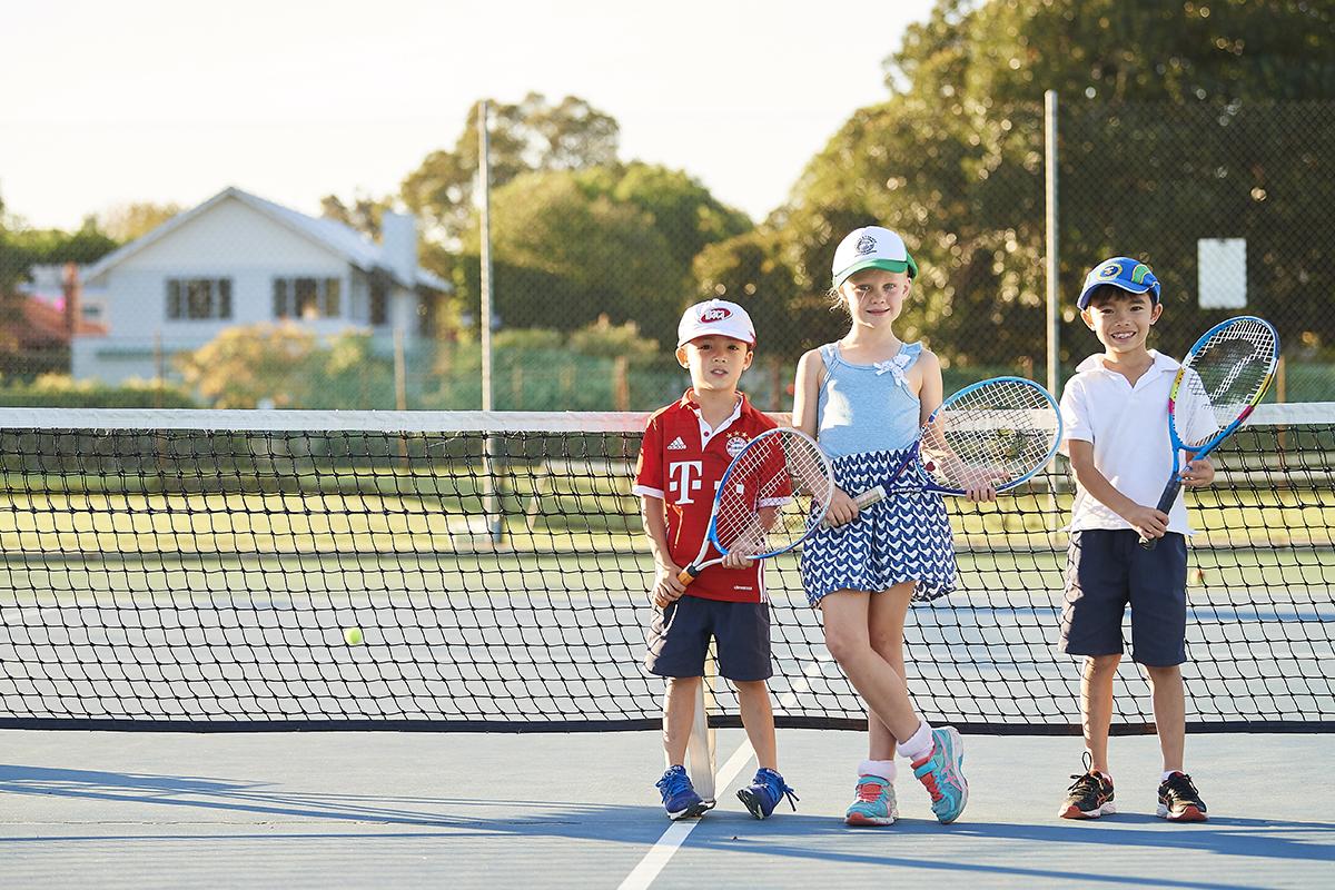 Develop Junior Tennis Pathway