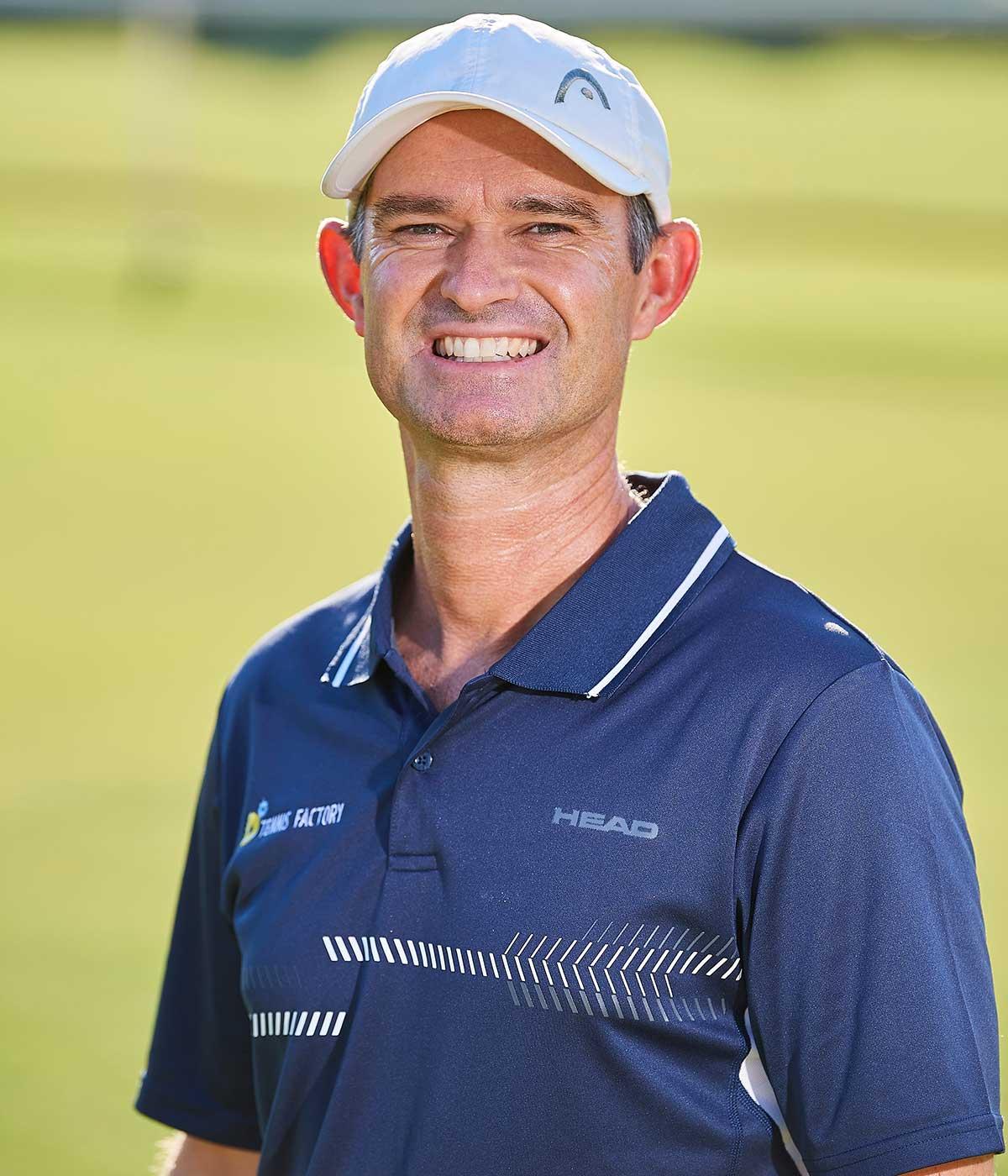 Tennis Coaches in Perth: Matt Bull
