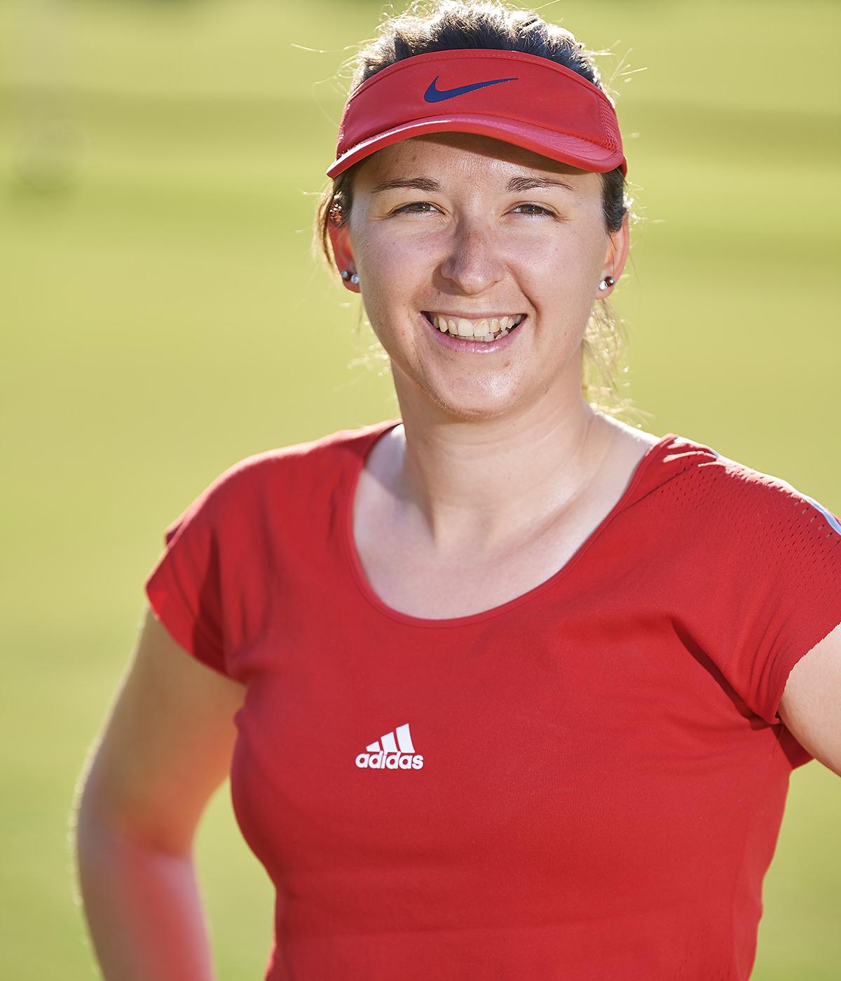 Tennis Coaches in Perth: Stephanie Davies