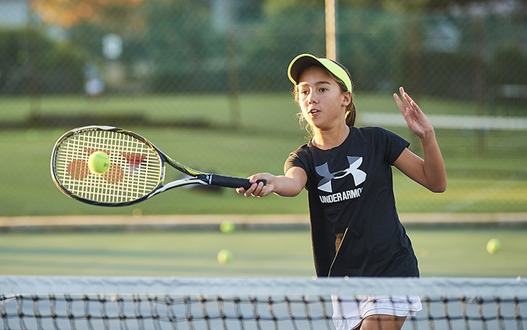 Perform Junior Tennis Pathway